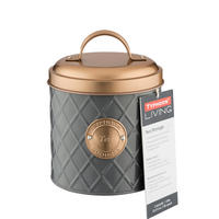 Tea Canister With Lid