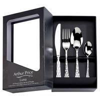 Luna 24 Piece Cutlery Box Set