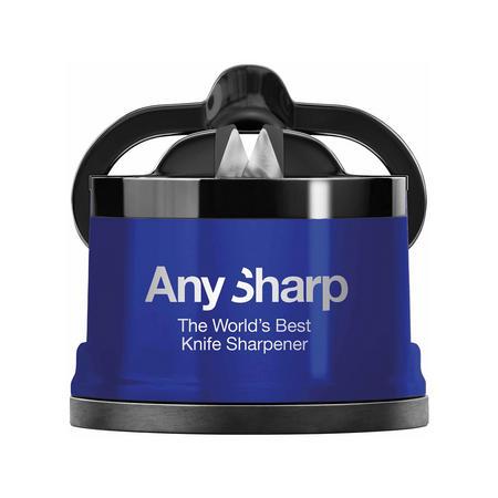 Any Sharp Knife Sharpener Pro Blue Blue