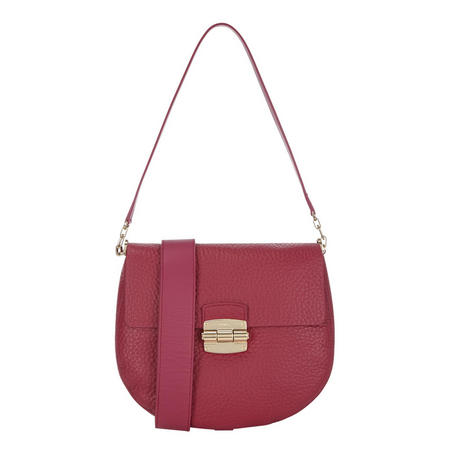 Club Crossbody Bag Red