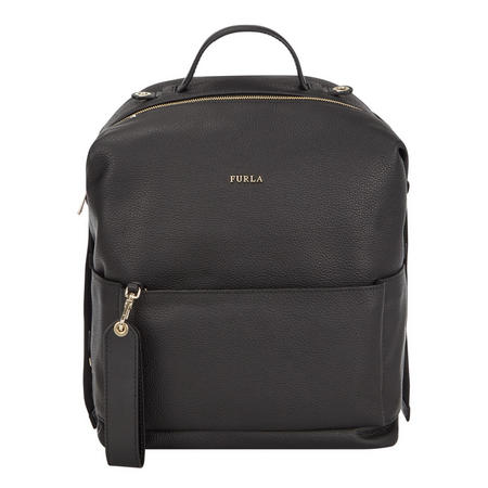 Dafne Backpack Medium Black
