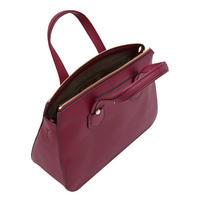 Giada Satchel Bag Medium Red