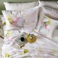 Gardenia Housewife Pillowcase Pair Multicolour