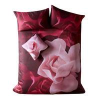 Porcelain Rose Duvet Cover Purple