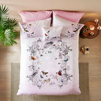 Enchanted Dream Duvet Cover Pink