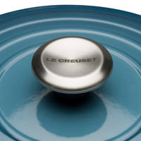 Round Cassarole Dish 20cm Marine Blue