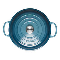 Shallow Cassarole 30cm Marine Blue