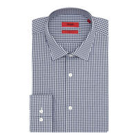 Jenno Check Shirt Blue
