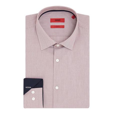 Joey Stripe Shirt Red