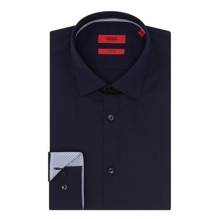 Joey Trim Shirt Navy