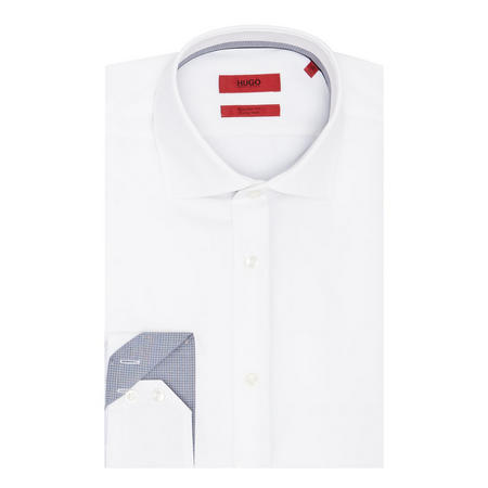 Eraldi Trim Shirt White