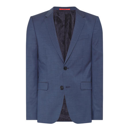 Astian Blazer Blue