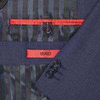 Admon Wilms Heston Three-Piece Suit Navy