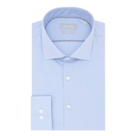 Parma Slim Fit Shirt Blue