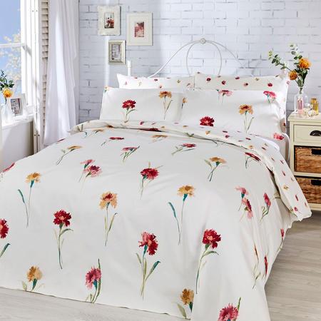 Vantona Nicolette Duvet set Multi Multicolour