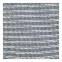 Three-Pack Stripe Socks Grey