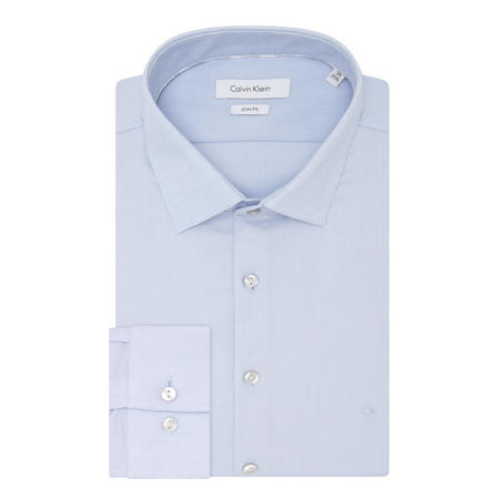Bari Slim Fit Shirt Blue