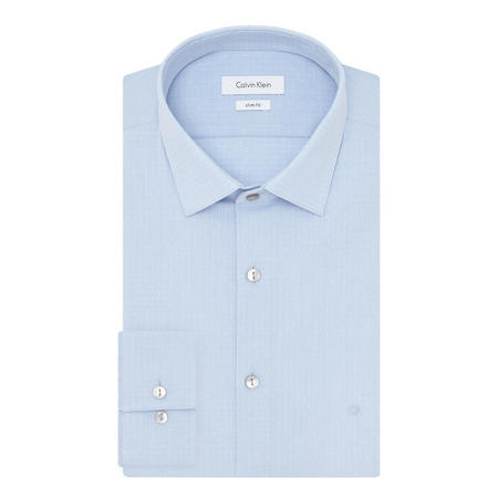 Bari Textured Shirt Blue