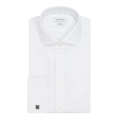 Rome Twill Shirt White