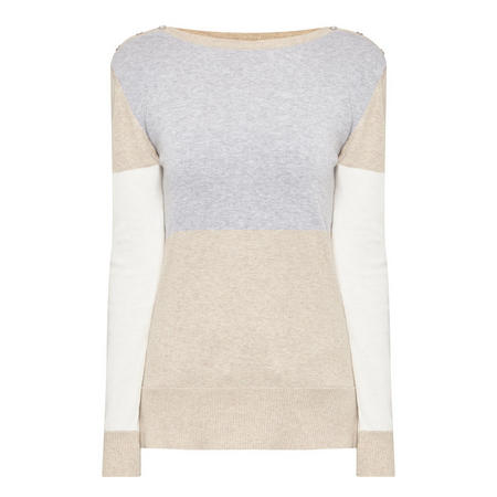 Foyle Sweater Grey