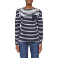 Selsey Long Sleeve T-Shirt Grey