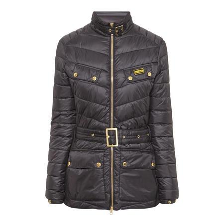 Gleann Quilted Jacket Black