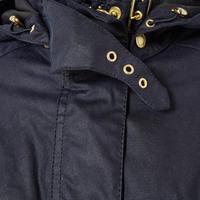Ridge Wax Jacket Navy