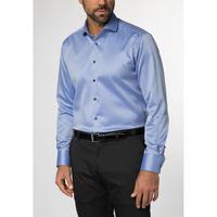 1863 Weave Formal Shirt Blue