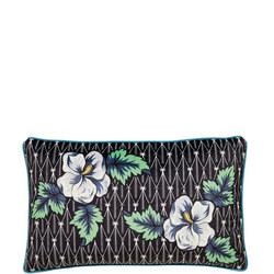 Gardenia Cushion Black