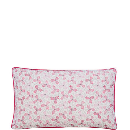 Honeysuckle Trail Cushion Grey