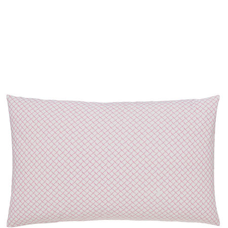 Honeysuckle Trail Housewife Pillowcase Pair Grey