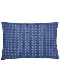 Primula Housewife Pillowcase Pair Navy