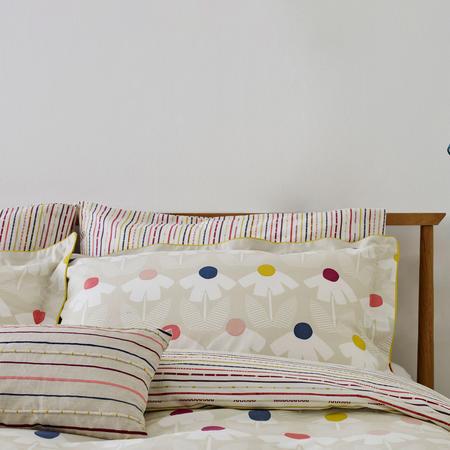 Eloisa Oxford Pillowcase Multicolour