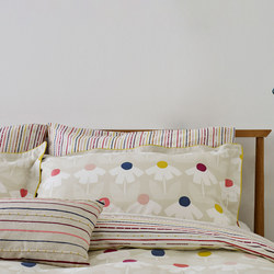 Eloisa Oxford Pillowcase Multicolour