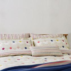 Fritilla Oxford Housewife Pillowcase Multicolour
