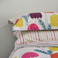 Fritilla Oxford Pillowcase Multicolour