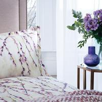 Salice Duvet Cover Purple