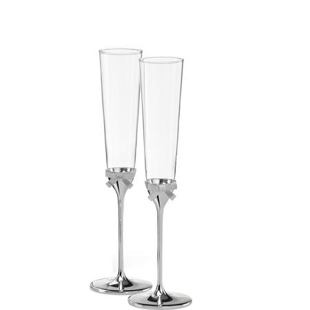 Grace Avenue 2-Piece Toasting Flute Set By Lenox
