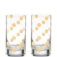 Pearl Place 2-Piece Highball Glass Set By Lenox