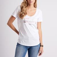 Leader T-Shirt White
