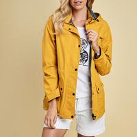 Barometer Waterproof Jacket Yellow