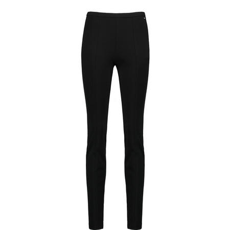Skinny Fit Leggings Black
