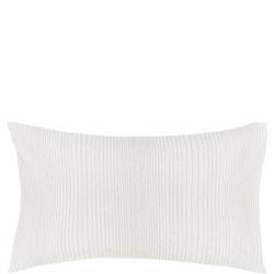 Etchings & Roses Standard Pillowcase Pair Silver-Tone