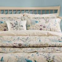 Blythe Meadow Standard Pillowcase Pair Multicolour