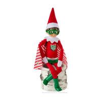 Scout Elf Claus Couture Superhero
