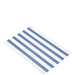 Woven Stripe Placemat Multicolour