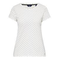 Polka Dot T-Shirt Cream