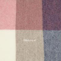 Multi-Check Scarf Multicolour