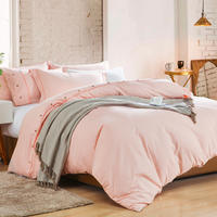 Lifestyle Check Coordinated Bedding Orange