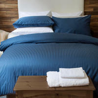 Hotel Suite 540 Duvet Set Blue